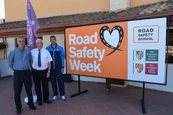 Road Safety Week Mr Papas Lecture